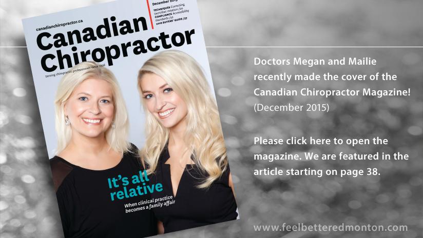 Canadian Chiropractic Magazine