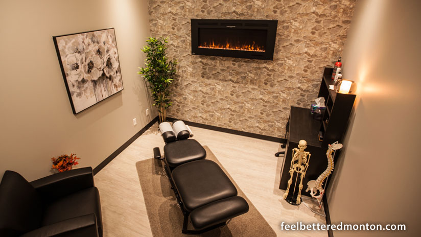 The Chiropractic Wellness Studio comfortable room