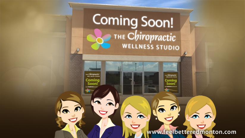Coming soon! New location for The Chiropractic Wellness Studio